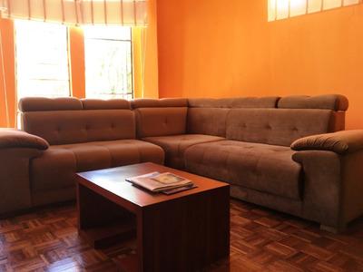 Habitaciones Amobladas Con Buena Ubicación