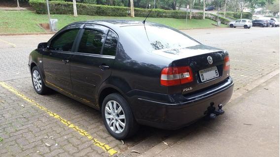 Vw Polo Sedan 1.6 Flex, Aceito Negociar.