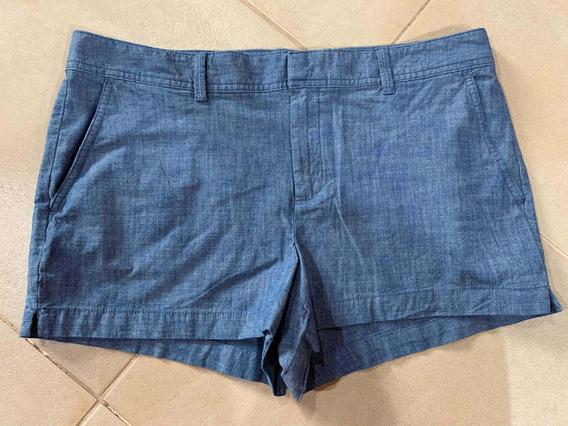 Short Gap Jean Fino Nuevo Sin Etiqueta Talle 14