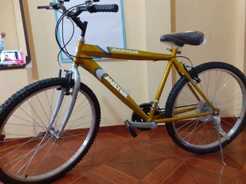 Imagen 1 de 4 de Bicicleta Mister Montañera Nueva