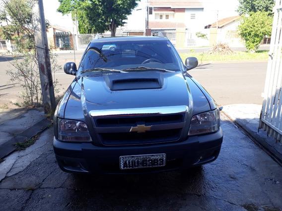 Chevrolet S10 2.4 Rodeio 2011 Cab. Dupla 4x2 Flexpower 4p
