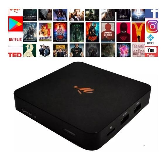 Convertidor Smart Tv Mini Tv My Family Cinema Cuotas Sin Int