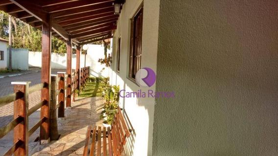 Casa Residencial À Venda, Caxangá, Suzano. - Ca0362