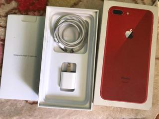 iPhone 8 Plus Product Red (aceptó Mercadopago)
