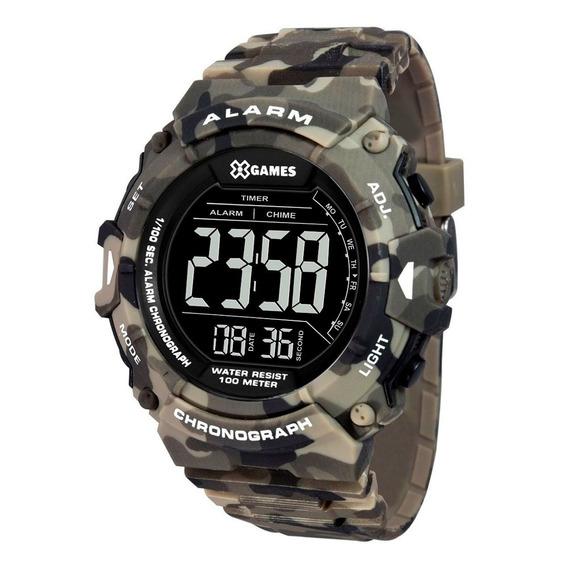 Relógio X-games Xmppd488-pxep
