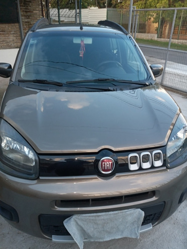 Fiat Uno 1.4 Way L 2016
