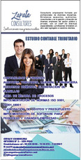 Estudio Contable Tributario Zapata Consultores 953353896