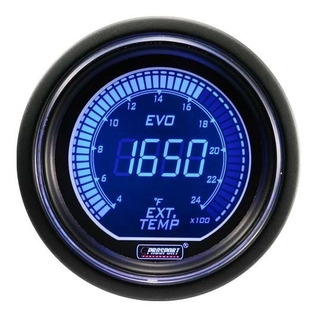 Reloj Temperatura Gases Escape Prosport Evo Digital (c) 52mm