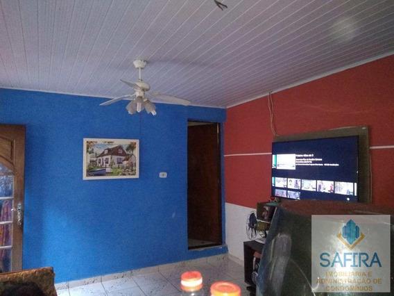Casa Com 1 Dorm, Vila Santa Margarida, Ferraz De Vasconcelos - R$ 160 Mil, Cod: 975 - V975