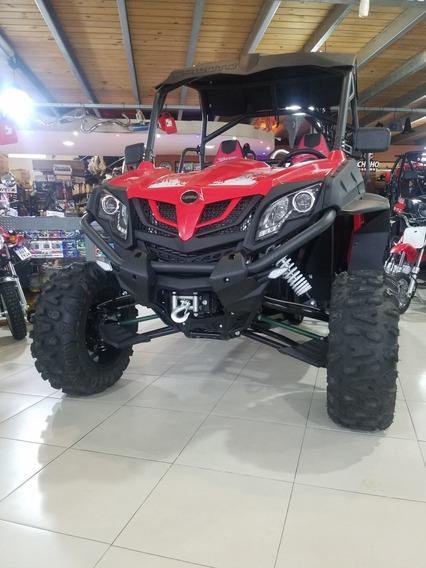 Gamma Zforce 550 Utv Motos-one Pinamar Santa Teresita
