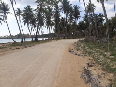 Terreno Con Playa De Venta En Cabrera
