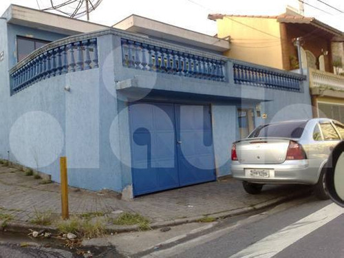 Venda Casa Santo Andre Vila Valparaiso Ref: 3527 - 1033-3527
