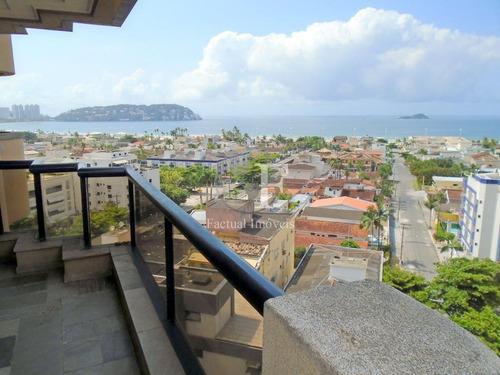 Apartamento Com 3 Dormitórios À Venda, 170 M² Por R$ 830.000,00 - Enseada - Guarujá/sp - Ap4026