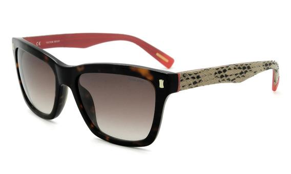 Óculos Victor Hugo Sh1658 Col.0722 55 -lente 55mm