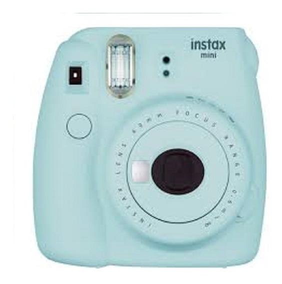 Câmera Instantânea Fujifilm Instax Mini 9 Blue Sem Juros
