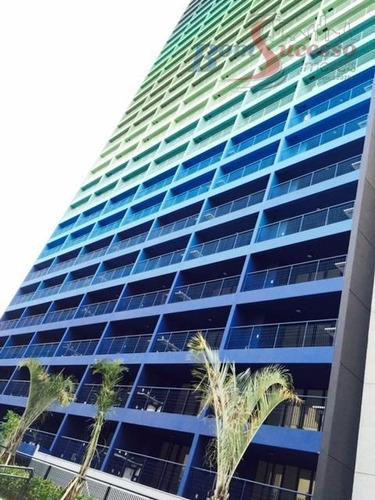 Imagem 1 de 13 de Studio Com 1 Dormitório À Venda, 35 M² Por R$ 450.000,00 - Bela Vista - São Paulo/sp - St0007