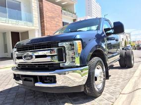 Ford F-350 Xl Plus Automática Edición Especial 2017