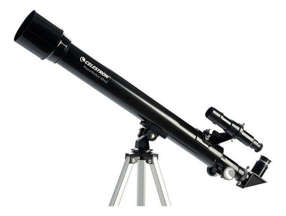 Telescópio Refrator Powerseeker 50az Celestron Original