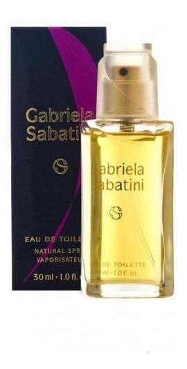Perfume Gabriela Sabatini 60 Ml Original