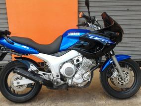 Moto Yamaha Tdm 850 Azul
