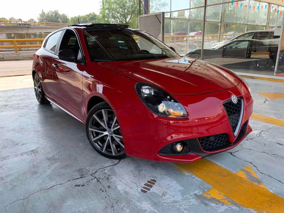 Alfa Romeo Giulietta 1.7 Veloce Piel Quemacocos Panorami2017