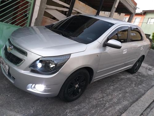 Imagem 1 de 15 de Chevrolet Cobalt 2014 1.8 Ltz Aut. 4p