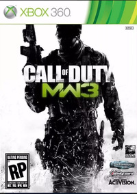 Call Of Duty: Modern Warfare 3 - Xbox 360 Destravado Lt 3.0