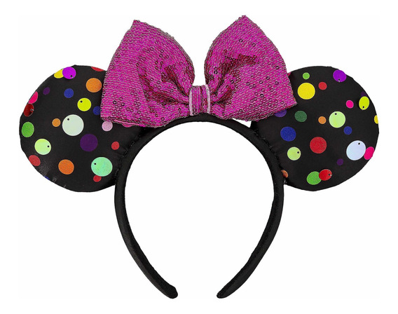 Disney Parks Tiara Minnie Rainbow Disney Store