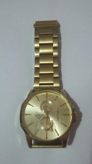 Relógio Chilli Beans, Dourado, Modelo Re.mt.0875