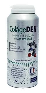 Colágeno Hidrolizado De Alta Densidad 90 Cápsulas.