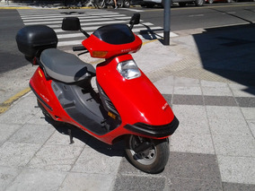 Honda Elite 150 4900 Millas Japon Impecable Centro Motos