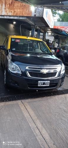 Taxi Con Licencia Y Reloj Chevrolet Cobalt Lt Advantage