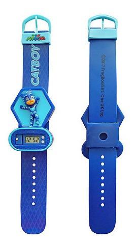 Reloj Personaje Pjmasks - Heroes En Pijama