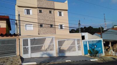 Cobertura Residencial À Venda, Parque Novo Oratório, Santo André. - Co50192