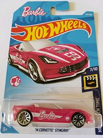 Hot Wheels 2019 Barbie