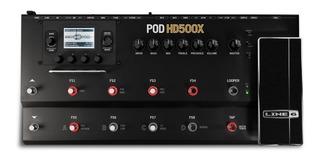Líne 6 Multiefectos Para Guitarra Pod Hd500x Envio Gratis