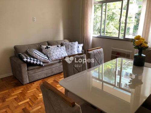 Imagem 1 de 10 de Apartamento À Venda, 100 M² Por R$ 650.000,00 - Icaraí - Niterói/rj - Ap48113