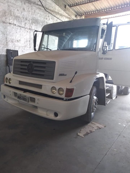 2000 Mercedes Benz Mb 1632 + Carreta Guerra 2001