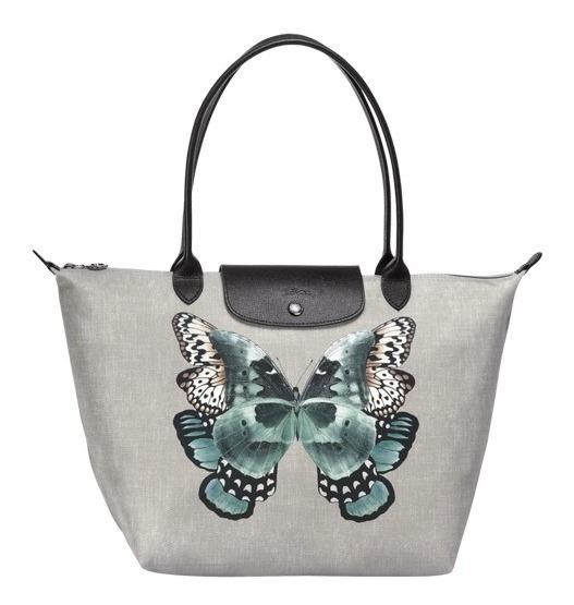 Le Pliage Bolso Shopper L Mariposa Longchamp