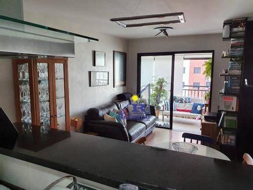 Imagem 1 de 18 de Apartamento Com 2 Dormitórios À Venda, 68 M² Por R$ 680.000,00 - Mooca - São Paulo/sp - Ap4126