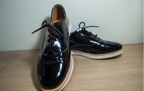 Sapato Tipo Oxford Da Vizzano