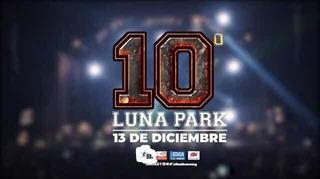 Entrada Concierto De Ulises Bueno En El Luna Park (campo)
