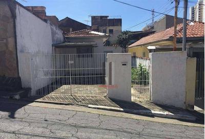 Terreno À Venda, 156 M² Por R$ 380.000 - Vila Prudente - São Paulo/sp - Te0151
