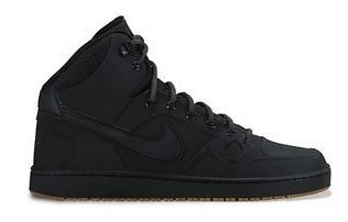 Tênis Nike Son Of Force Mid Preto Original
