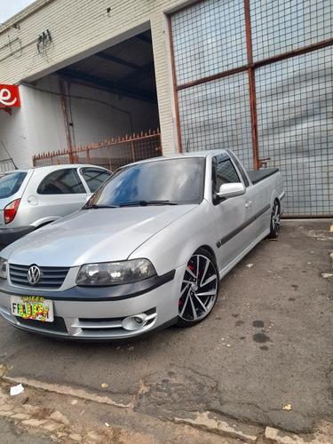 Imagem 1 de 15 de Volkswagen Saveiro 2003 1.6 2p Álcool