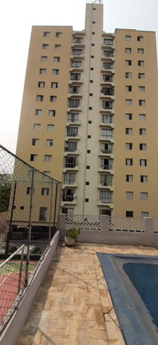 Imagem 1 de 15 de Apartamento Com 02 Dormitórios E 67 M² | Vila Nova Mazzei , São Paulo | Sp - Ap293586v