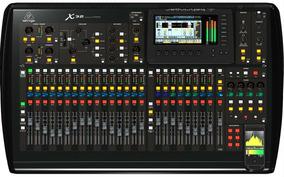 Mesa Digital X32 Behringer Original C/ 2 Anos Garantia + Nfe