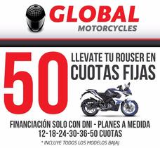 Bajaj Rouser Ns 200 Zona Norte 152511-5640 Olivos