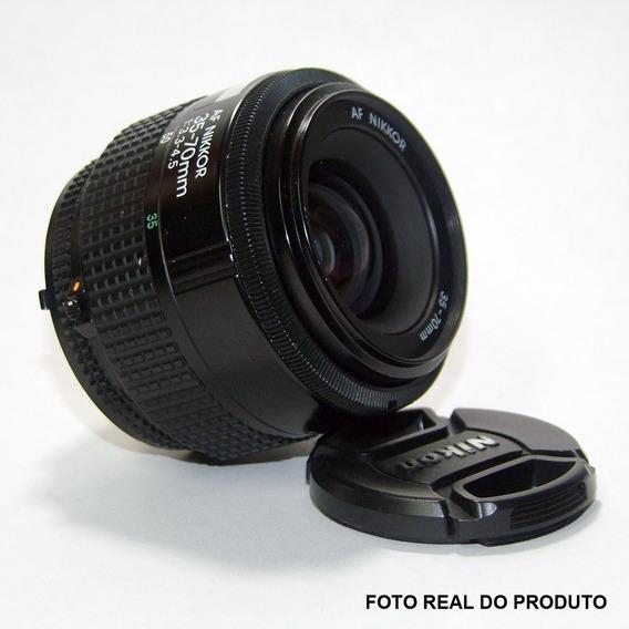 Lente Nikon Af Nikkor 35-70mm F/3.3-4.5 - Revisada