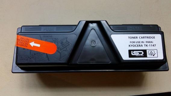 Cartucho De Toner Kyocera Tk-1147 Novo, Nao E Reciclado.